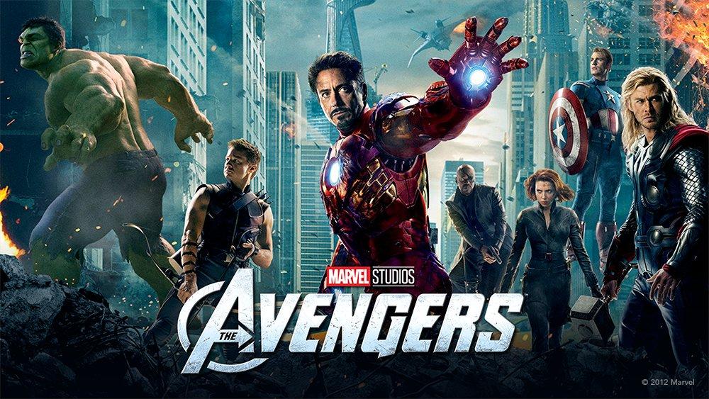 Avengers marvel studios filmis