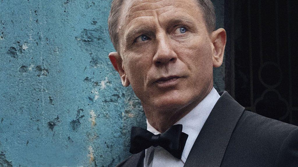 James Bond - Nie je čas zomrieť - No time do die